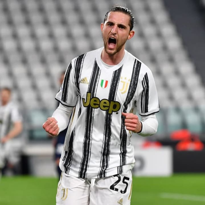 Juve are exploring ways to sign a new central midfielder of their own