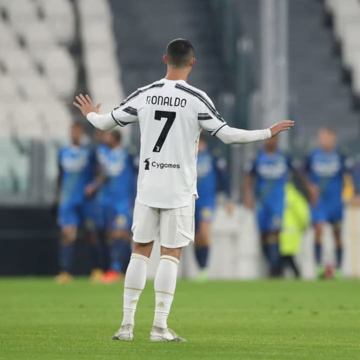 Ronaldo needs just 2 goals to make the record his own