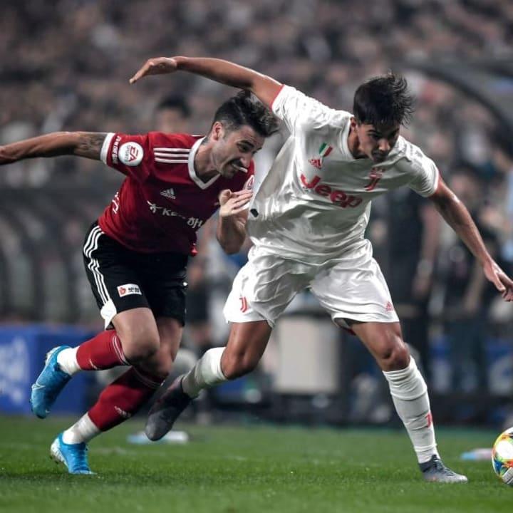 Juventus-fbl-ASIA-KOR-JUVENTUS-K LEAGUE