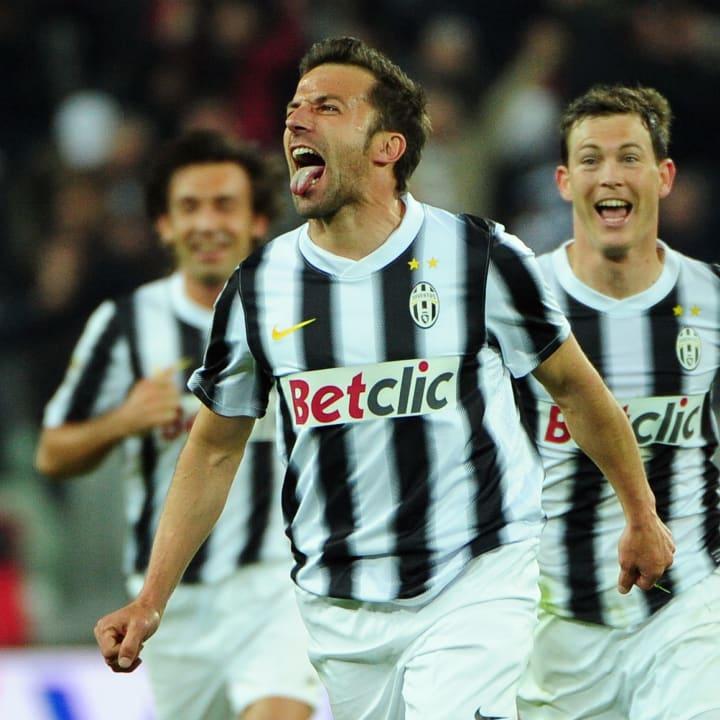 Del Piero was a unique forward