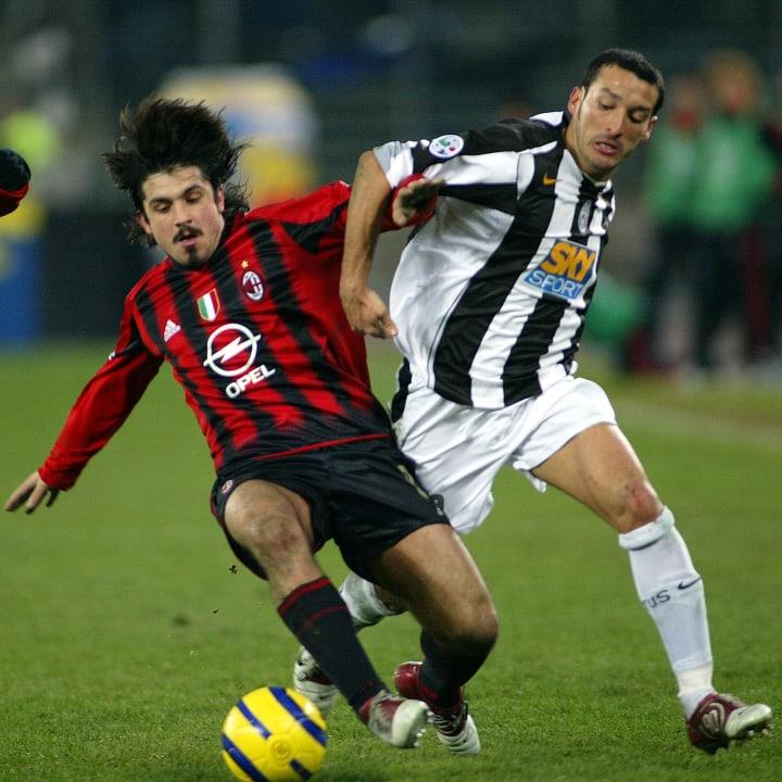 Gennaro Gattuso, Gianluca Zambrotta