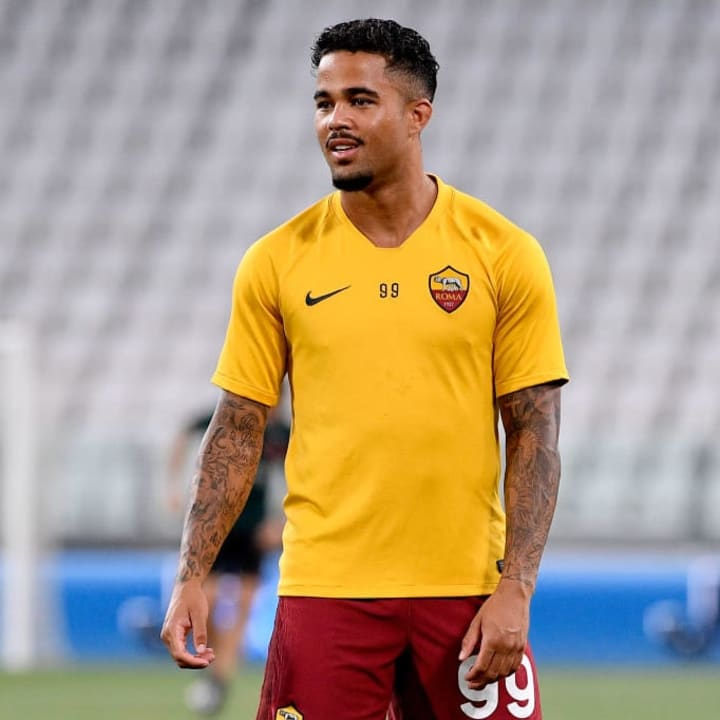 Justin Kluivert has moved on again