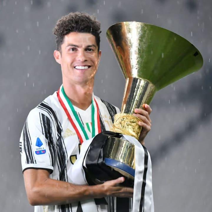 Cristiano Ronaldo - Soccer Player