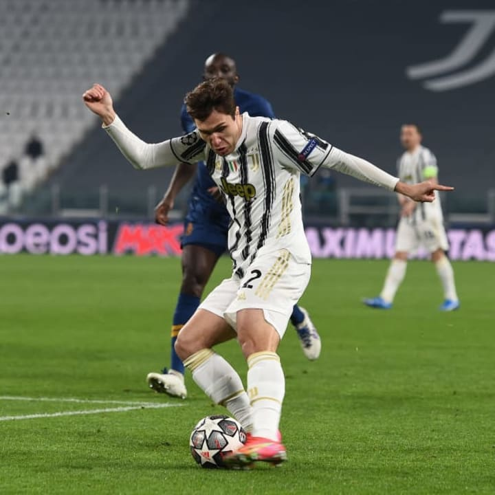 Federico Chiesa was superb in Juventus' 3-2 win over Porto