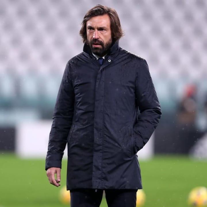 Pirlo has often preferred other options