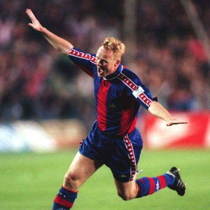 Koeman scored over 250 career goals as a defender