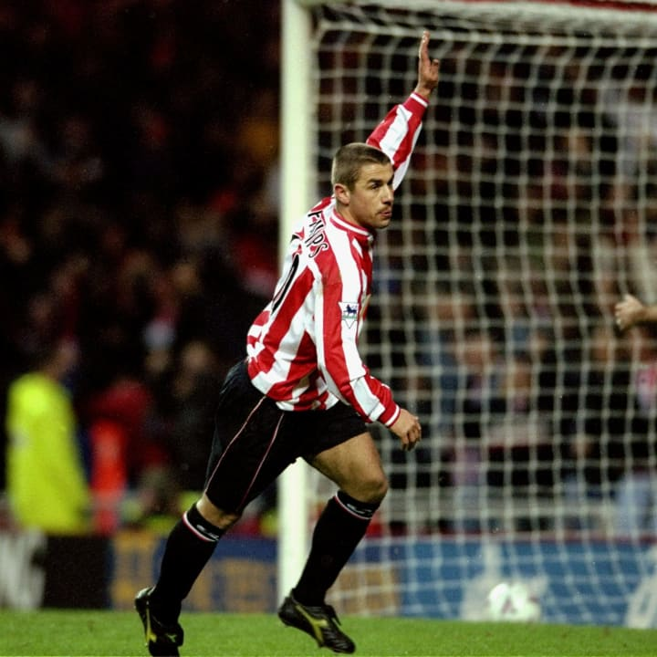 Kevin Phillips of Sunderland