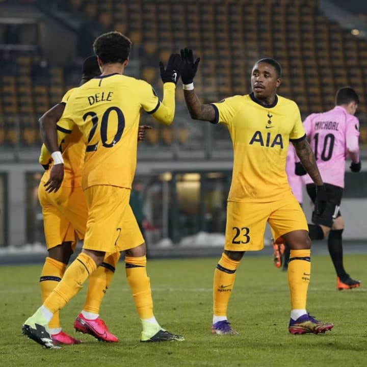 LASK v Tottenham Hotspur: Group J - UEFA Europa League