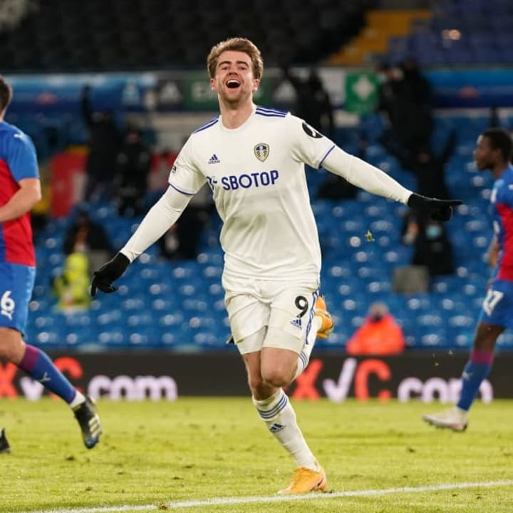 Patrick Bamford is relishing his role as Leeds' main man