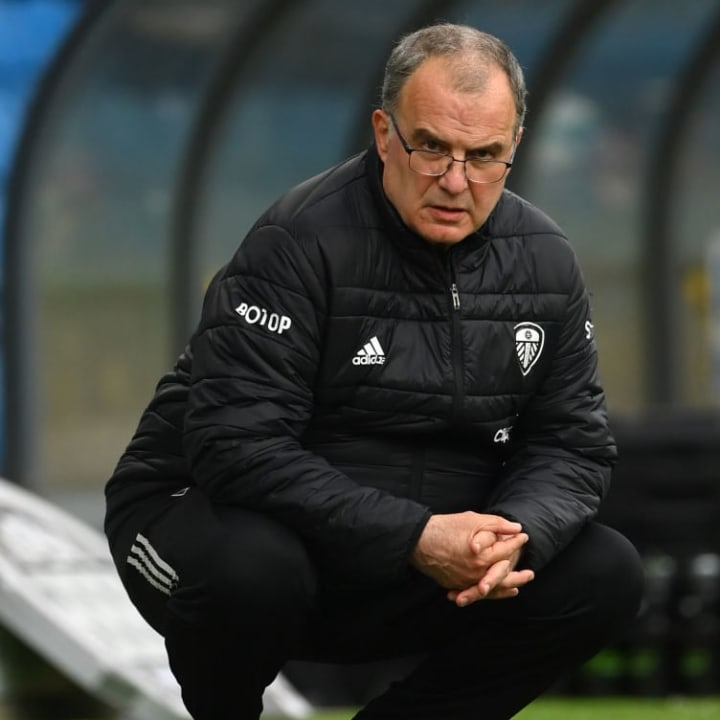 Marcelo Bielsa is nominated for Premier League manager of the month for May