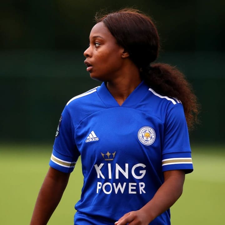 Lachante Paul is another Leicester forward produced at Arsenal