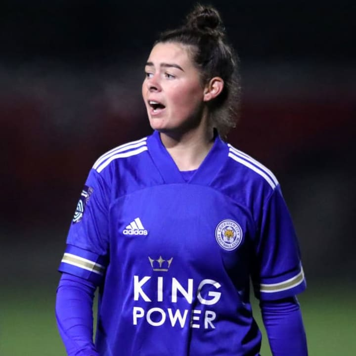 Natasha Flint has been prolific for Leicester this season