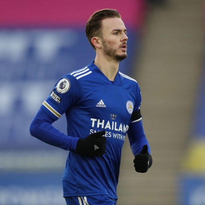 Maddison has been sensational for Leicester