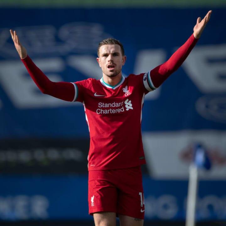 Jordan Henderson - Soccer Player