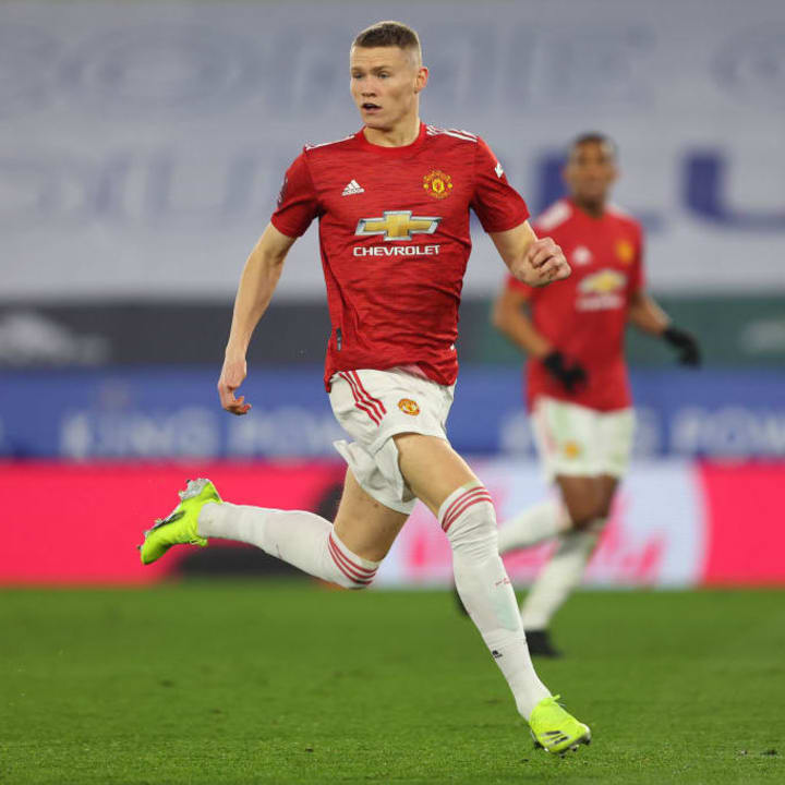 Scott McTominay has become a key part of United's midfield