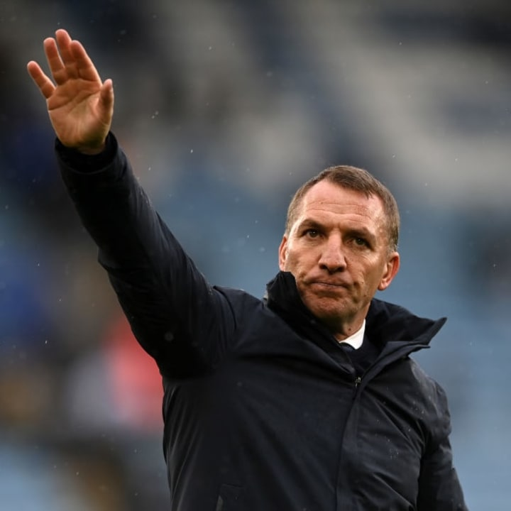 Brendan Rodgers is looking to complete some early transfer business