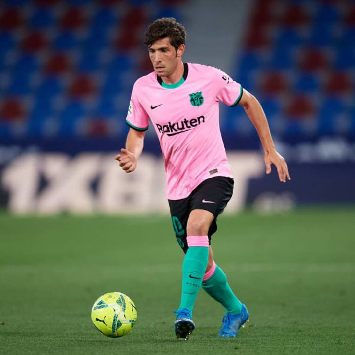 Sergi Roberto may have played his final game for Barcelona