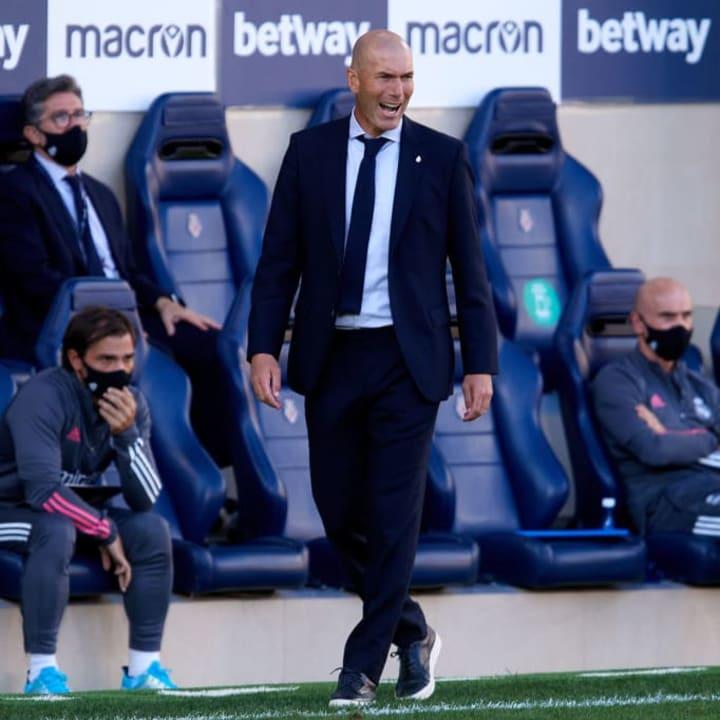 Zidane hopes to unite with Mbappe next summer