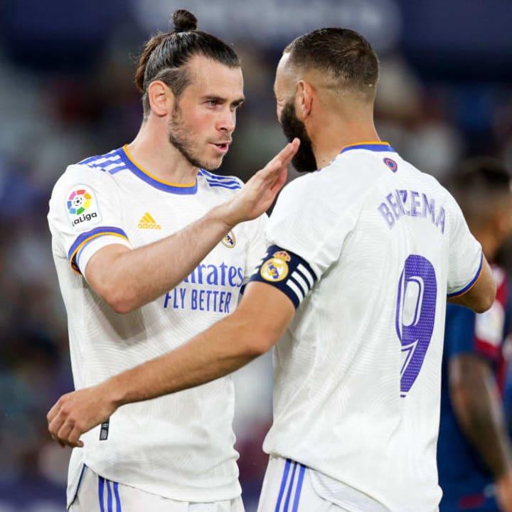 Gareth Bale, Karim Benzema