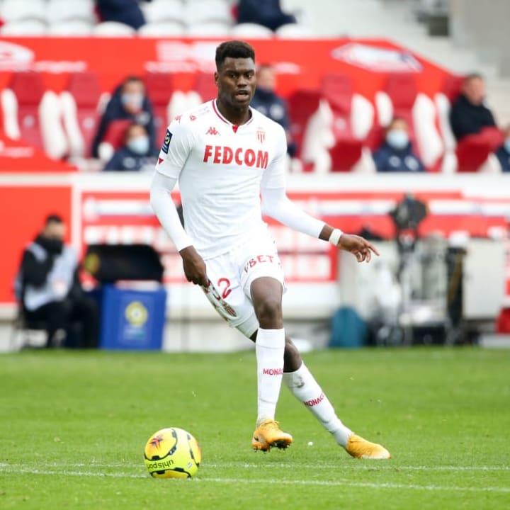 Badiashile has impressed for Monaco