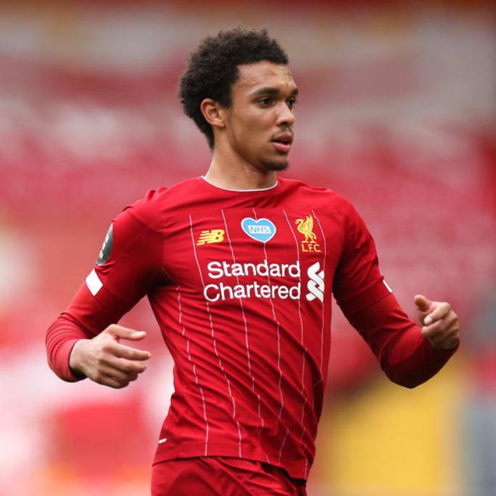 Trent Alexander-Arnold has been a core part of Liverpool's recent success