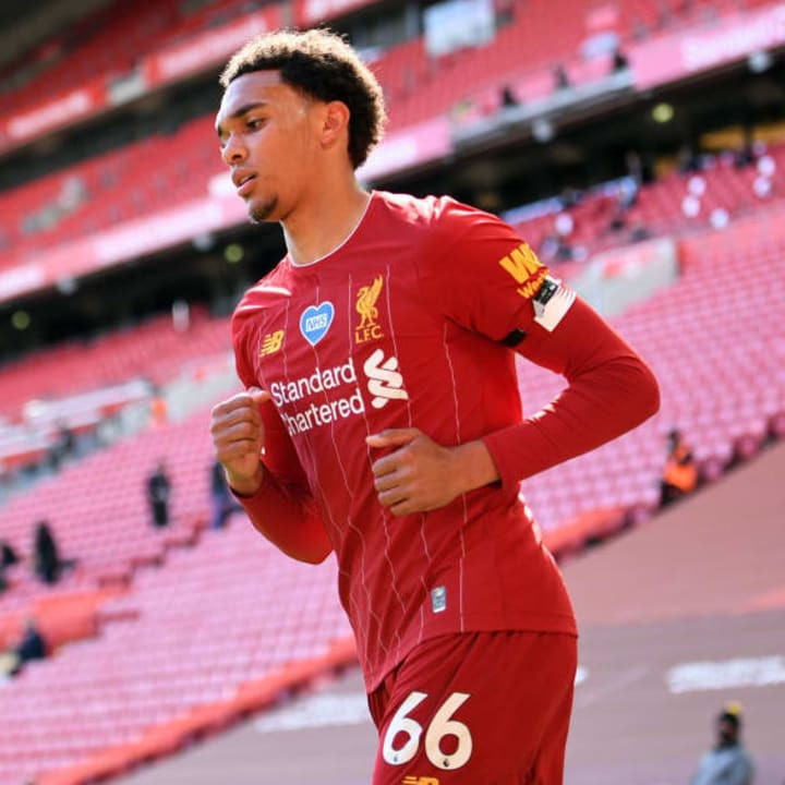 Trent Alexander-Arnold is arguably the best right-back in the world