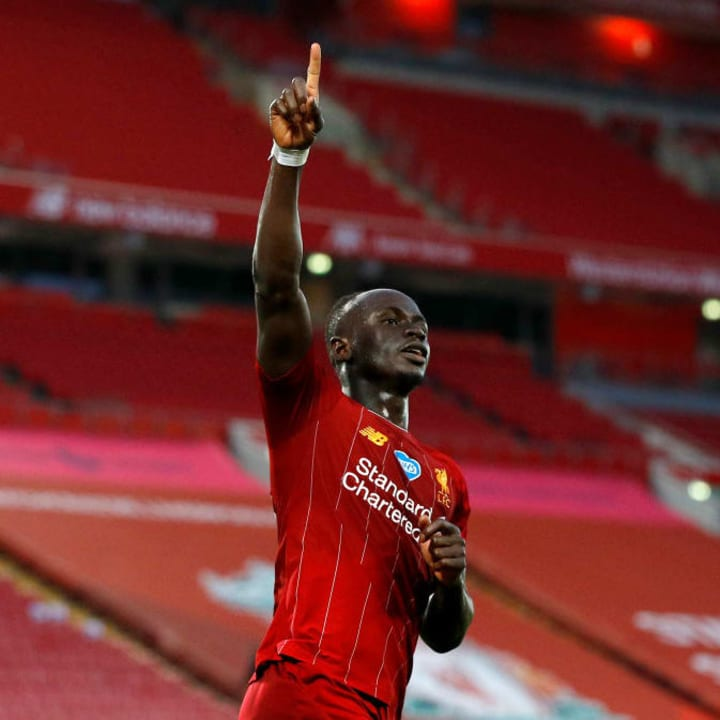 Mane has been Liverpool's most consistent match-winner this season