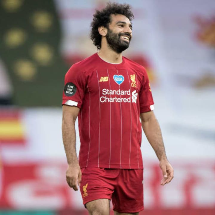 Real Madrid have been linked with a blockbuster move for Salah