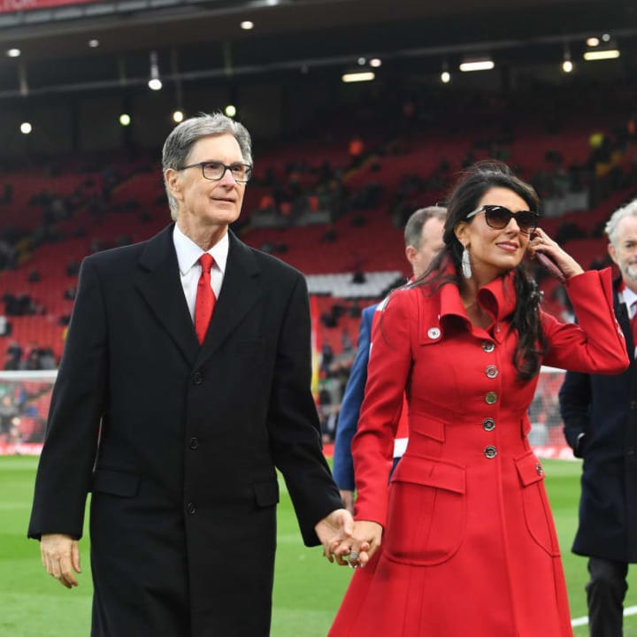 Liverpool's owners are behind the plan