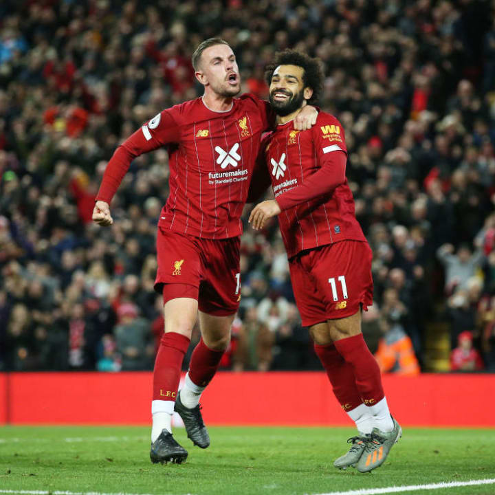Salah believes Jordan Henderson has been Liverpool's best player this year