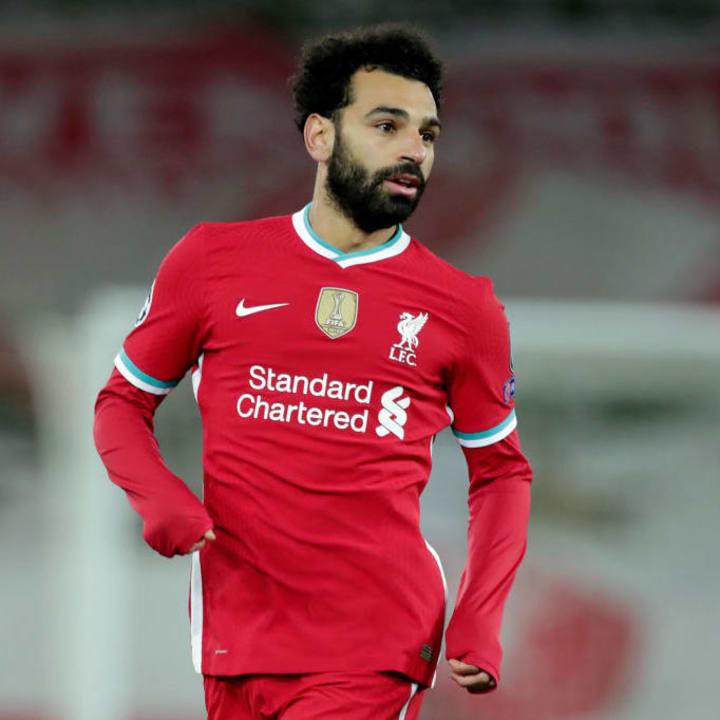 Salah talked about a future move away