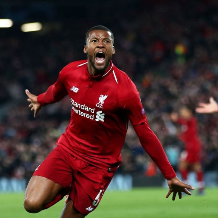 Wijnaldum proved to be the comeback catalyst against Barcelona in 2019