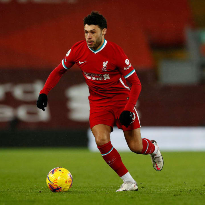 Oxlade-Chamberlain has struggled with injuries
