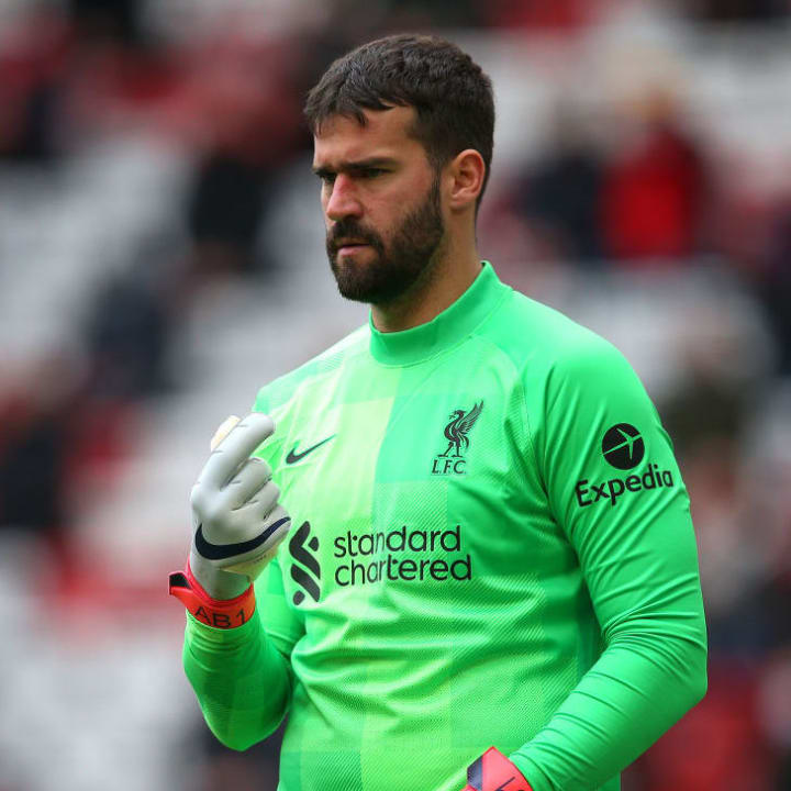 Alisson Becker has signed a new deal at Liverpool