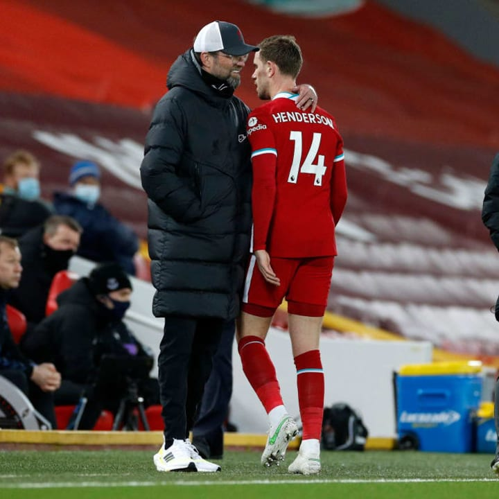 Henderson has struggled to stay fit