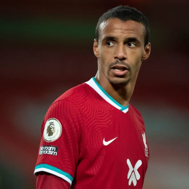 Joel Matip is fit and could play against Burnley on Thursday