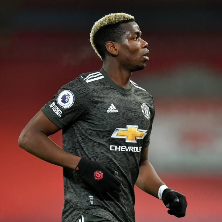 Pogba has helped United bounce back this season