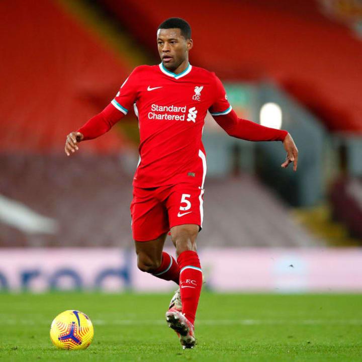 Wijnaldum could leave Liverpool