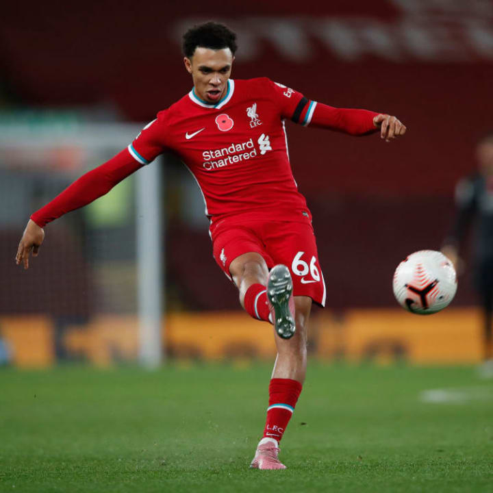 Alexander-Arnold loves a moment of magic