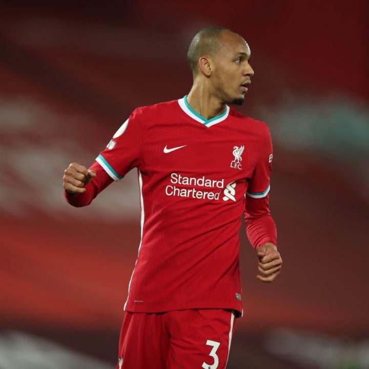 Fabinho took a while to bed in at Liverpool