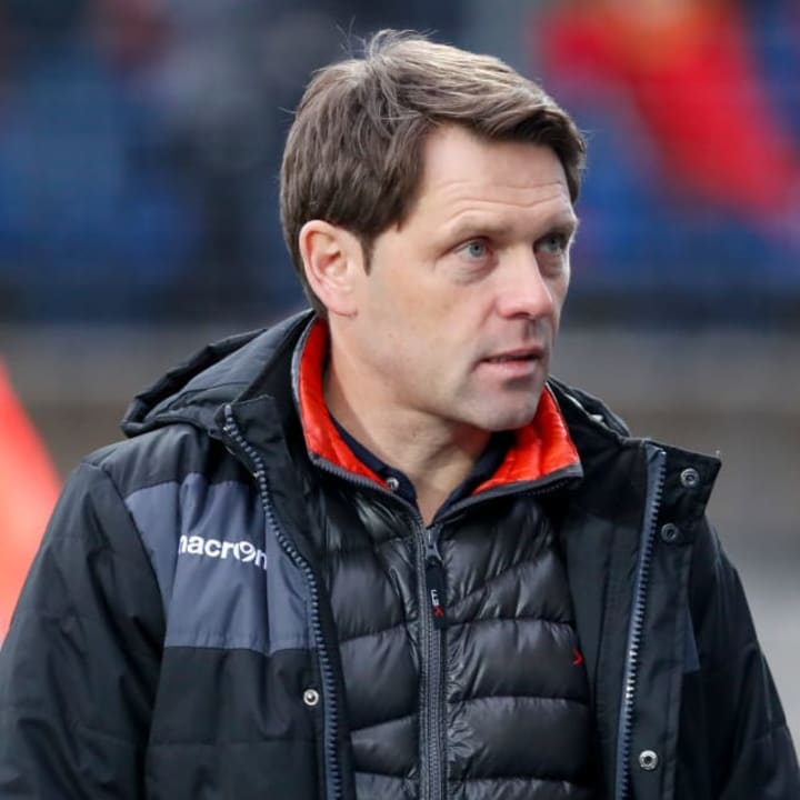 Luc Holtz has been Luxembourg manager since 2010
