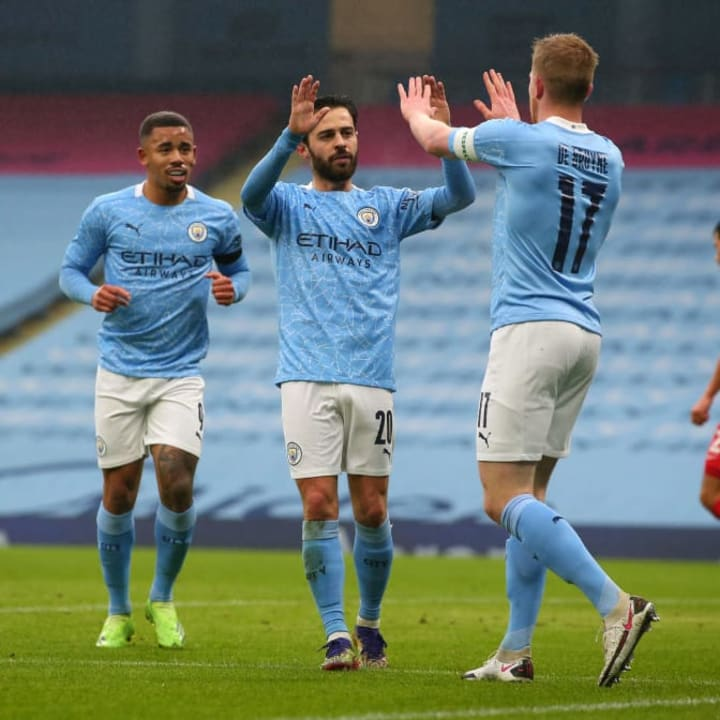 Manchester City's deep Champions League run is not counted