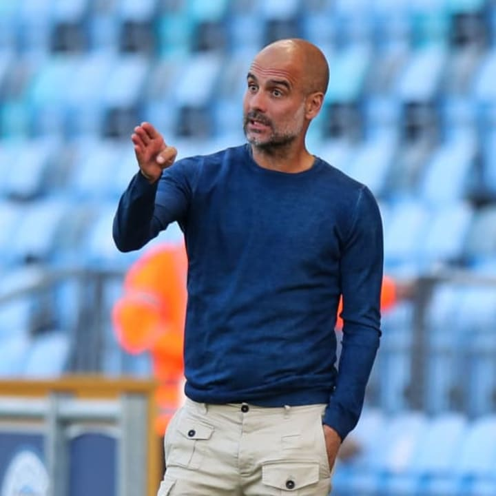 Pep Guardiola won't be looking to sign Messi