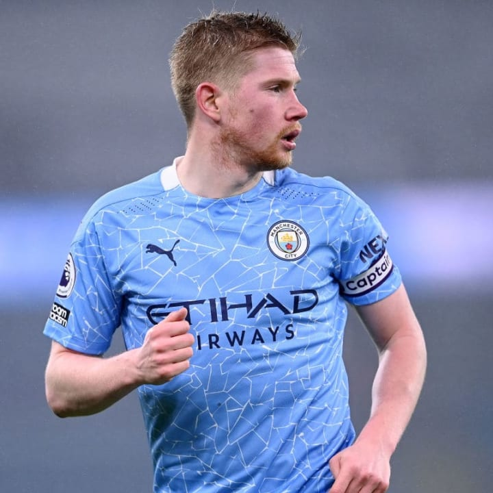 Kevin De Bruyne will soon be turning 30
