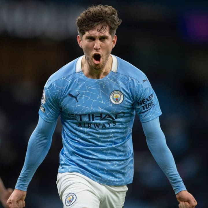 City fans are made up with the revival of John Stones