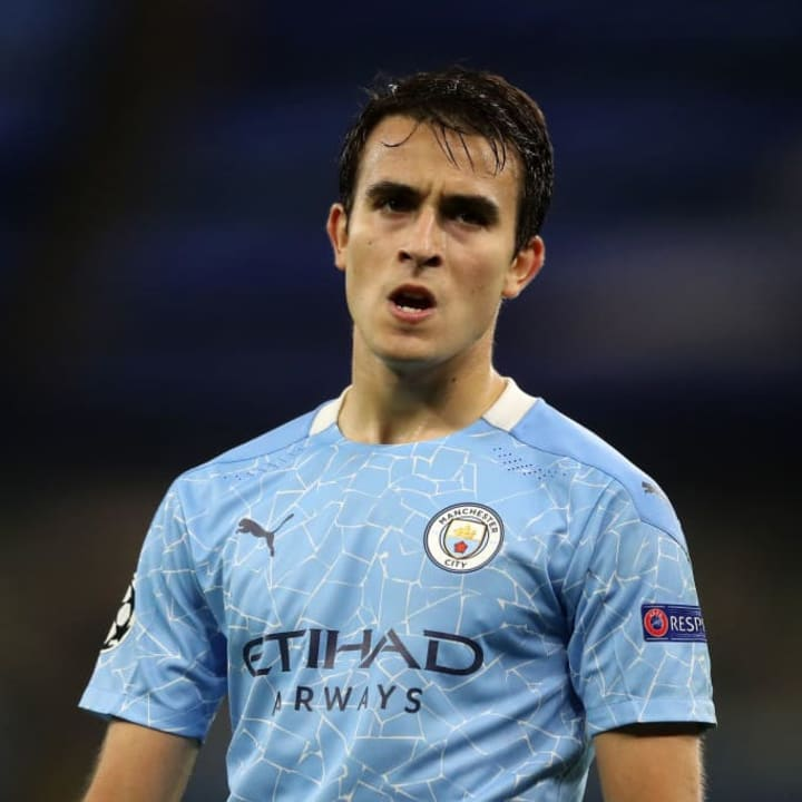 Could Eric Garcia be staying in the Premier League?