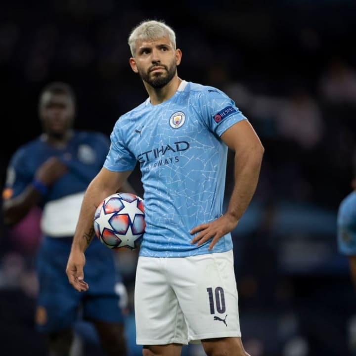 City hope to replace Aguero soon