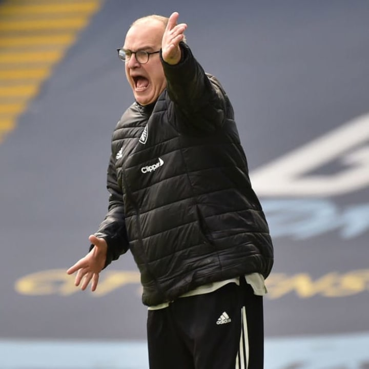 Marcelo Bielsa's side were superb at Manchester City