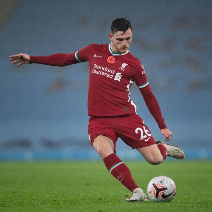 Andrew Robertson - Soccer Player