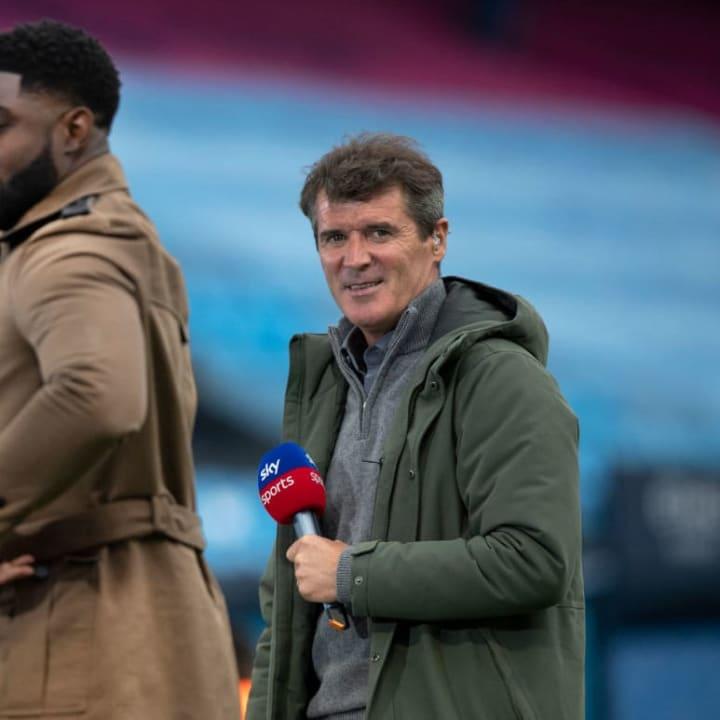 Roy Keane, Micah Richards - Soccer Player